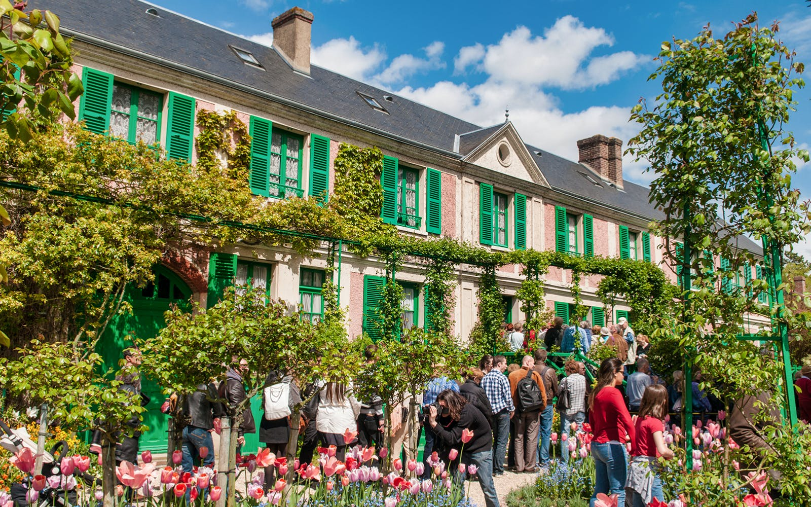 Guided tour to Giverny: Claude Monet's House and Gardens (GI)