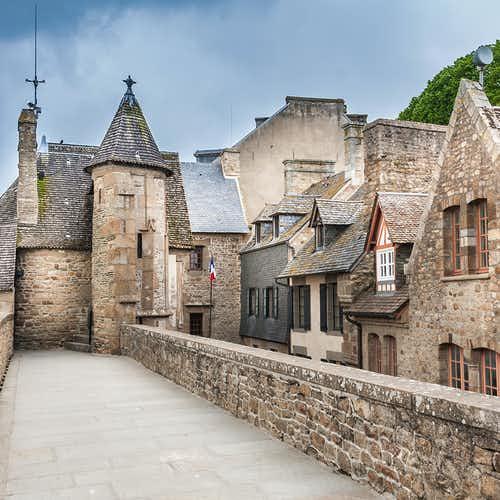 Paris to Mont St Michel Highlights