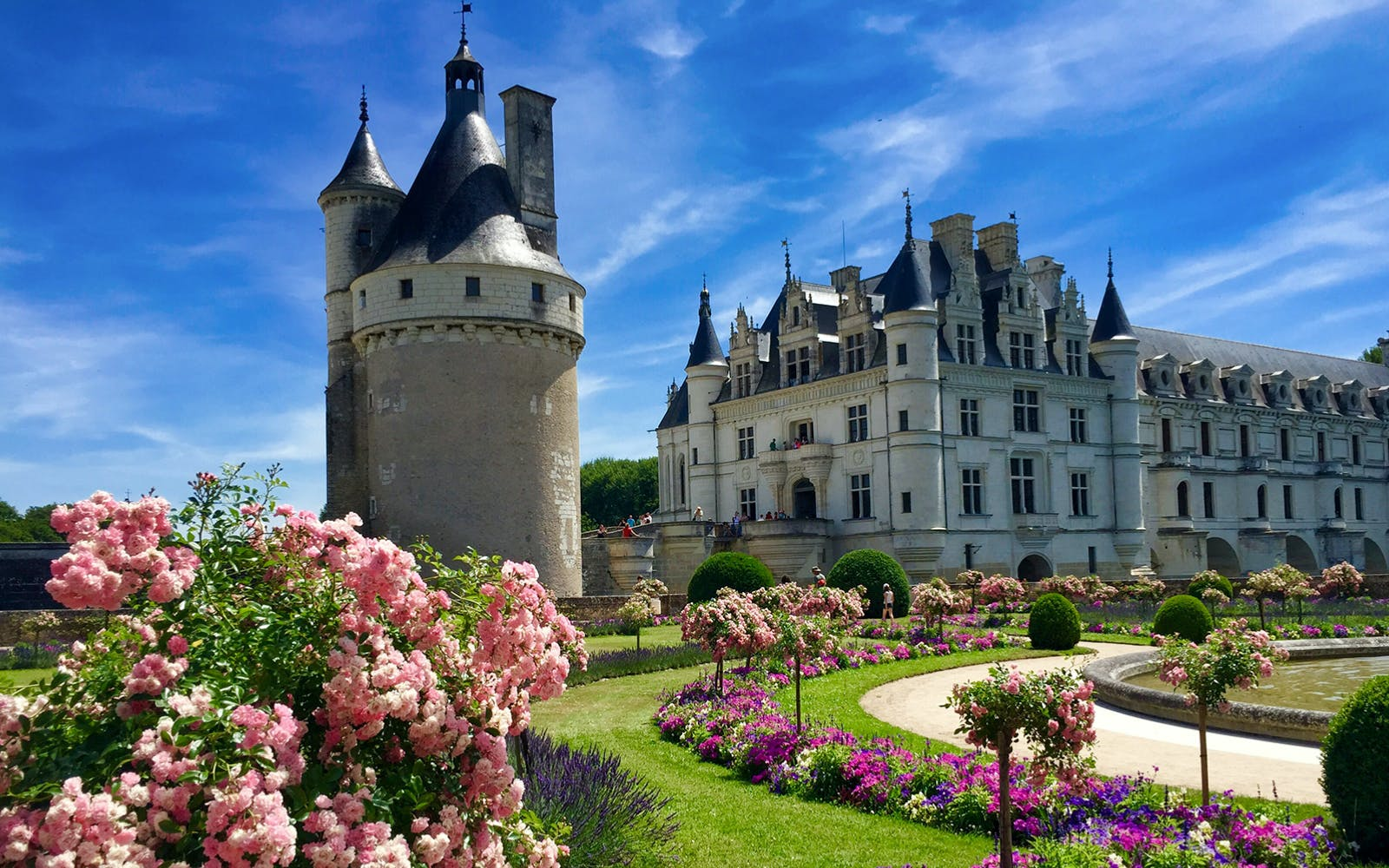 Full Day Guided Tour of the Loire Valley Châteaux and Wine Tasting