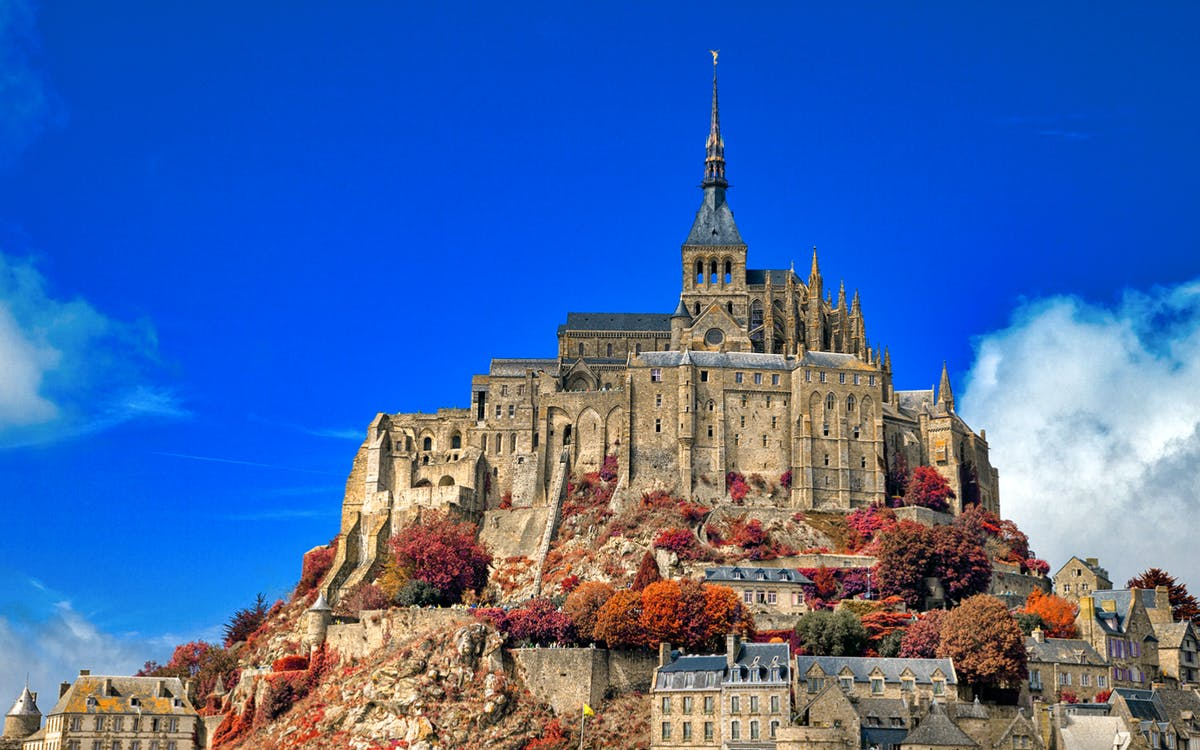 abbey of mont-saint-michel-1