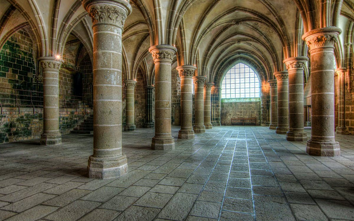 abbey of mont-saint-michel-2