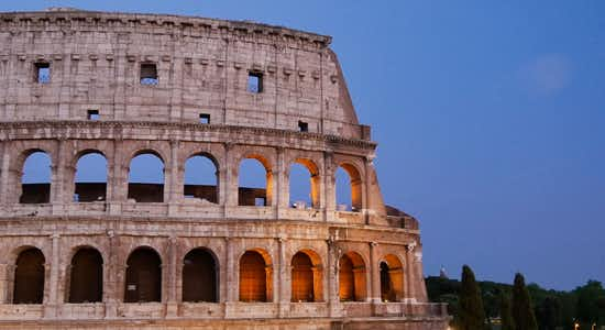 Colosseum Skip the Line & Sightseeing Hop-On Hop-Off Bus Tour