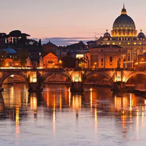 Big Bus Rome Night Tour