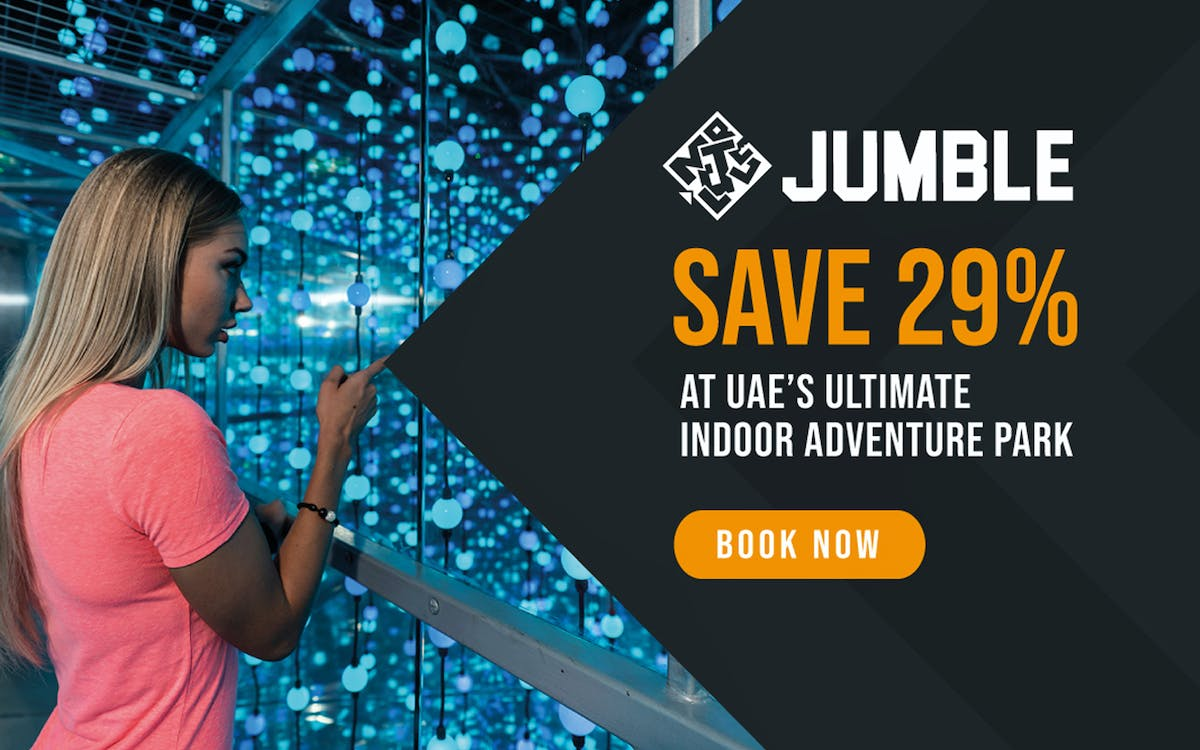 jumble dubai tickets: the urban maze-1