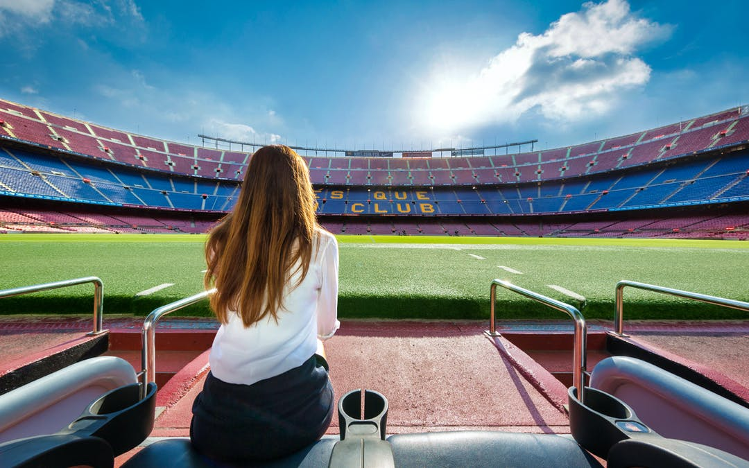 fc barcelona camp nou guided tour with brunch barcelona headout fc barcelona camp nou experience anytime entry