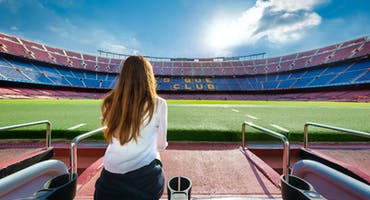 FC Barcelona Camp Nou Guided Tour with Brunch