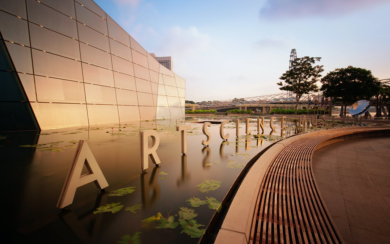 art science museum- 5 day Singapore itinerary
