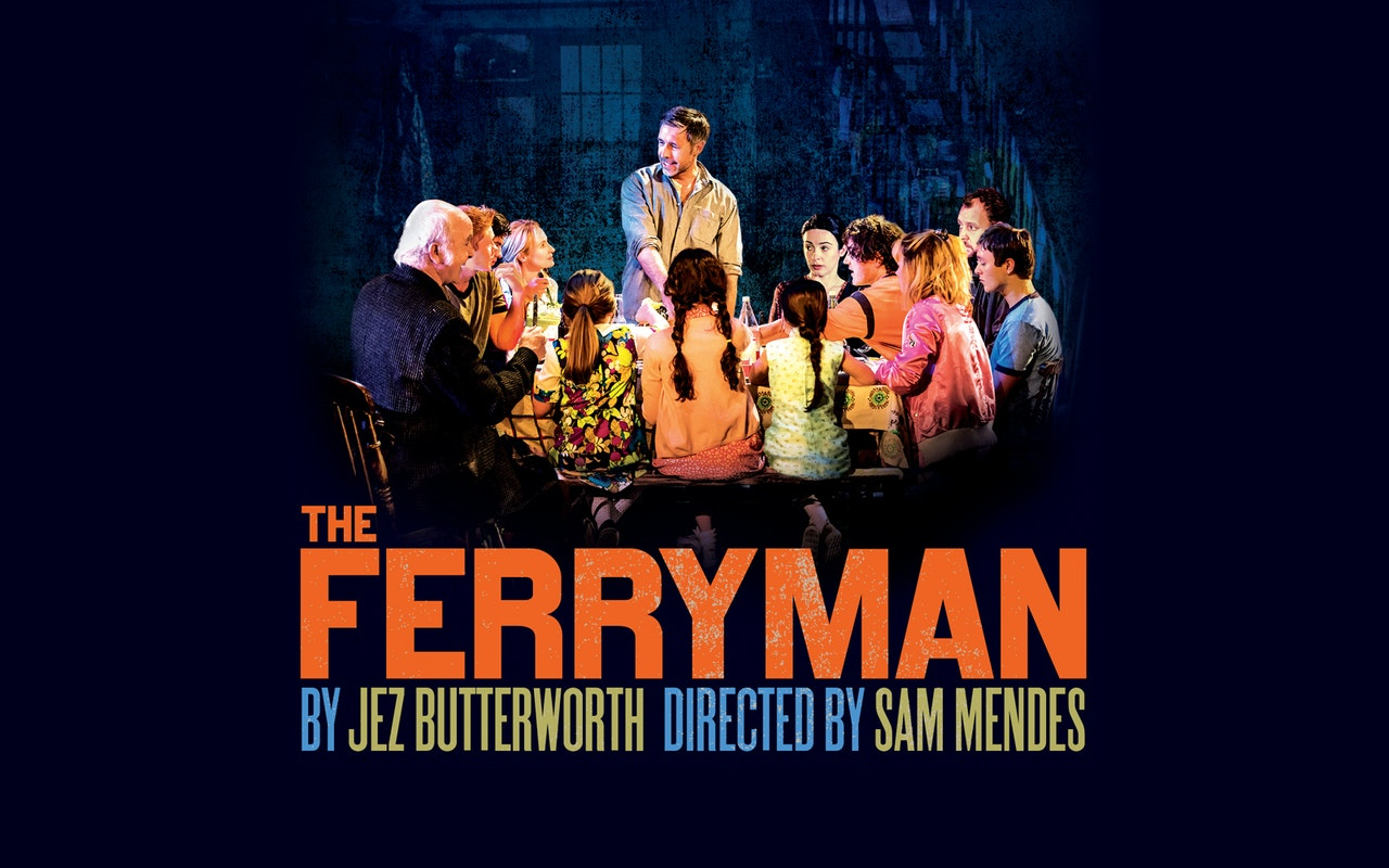 The Ferryman Show Cover Photo