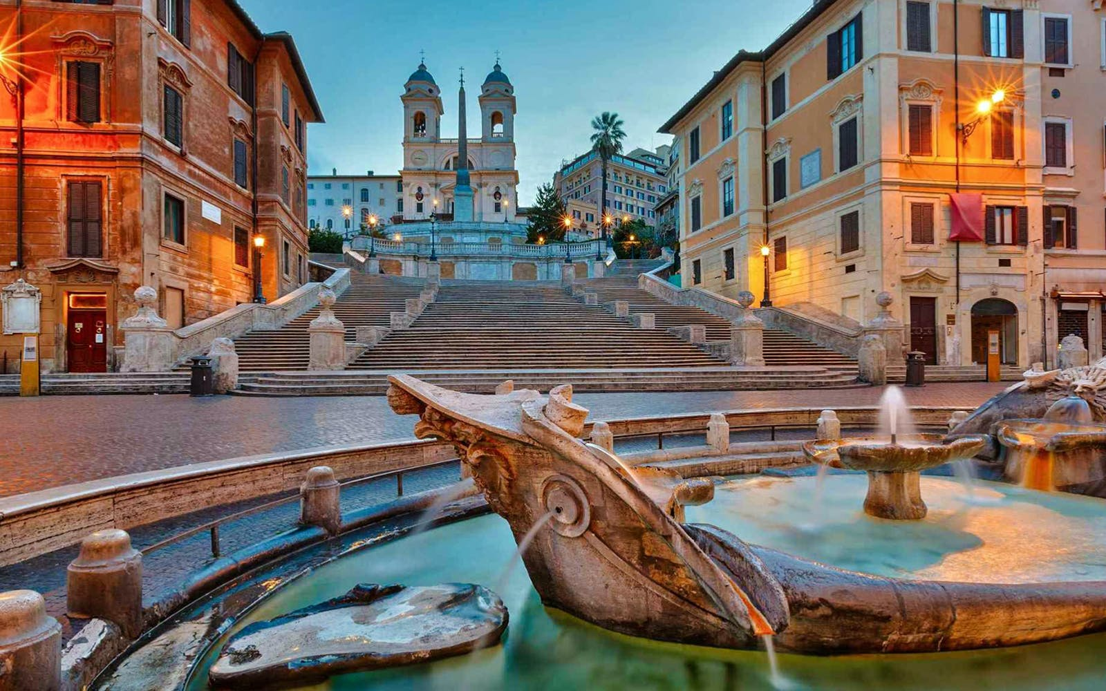 best of rome: walking tour with spanish steps, trevi fountain & pantheon-1