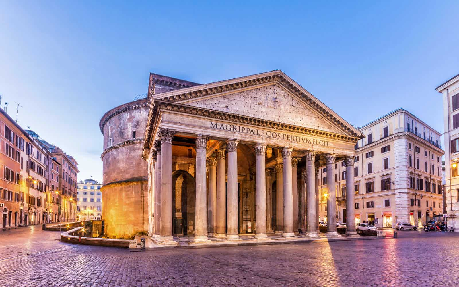Free things to do in Rome- Pantheon