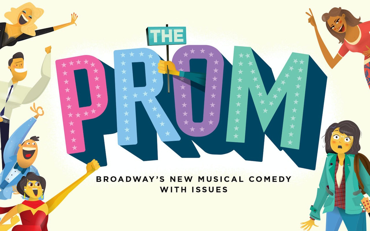 The Prom Show Cover Photo
