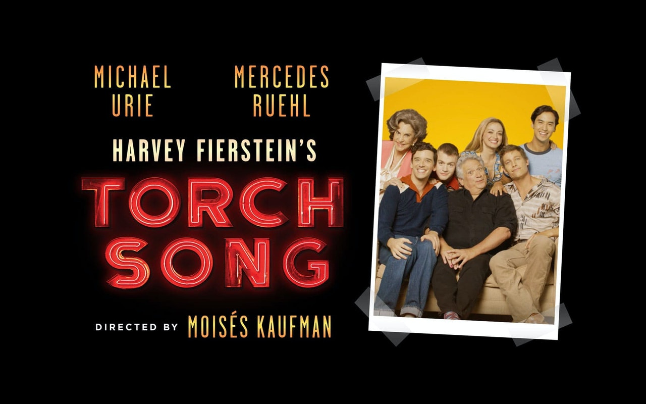 Torch Song Show Cover Photo