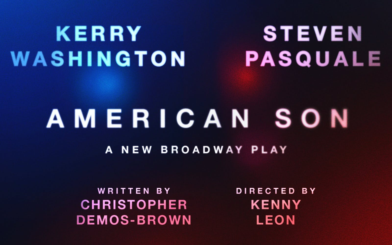NYC Broadway Seating Chart