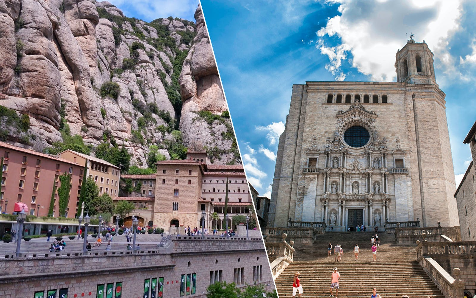 girona + montserrat with cog-wheel train from barcelona-1