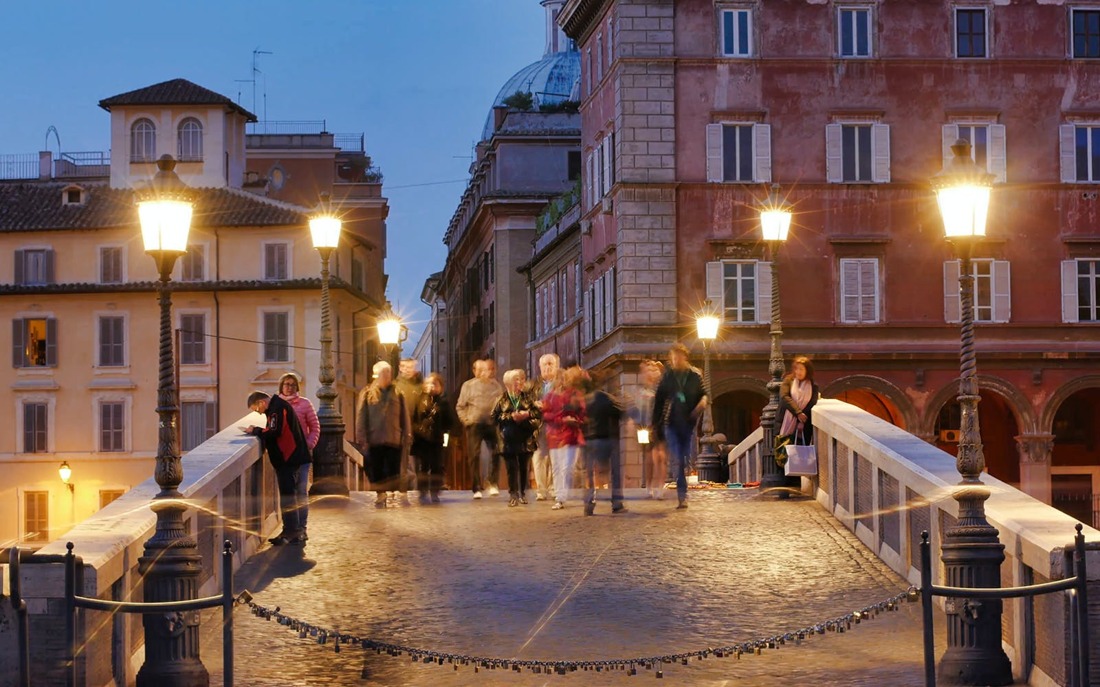 rome ghost and mystery night walking tour-2