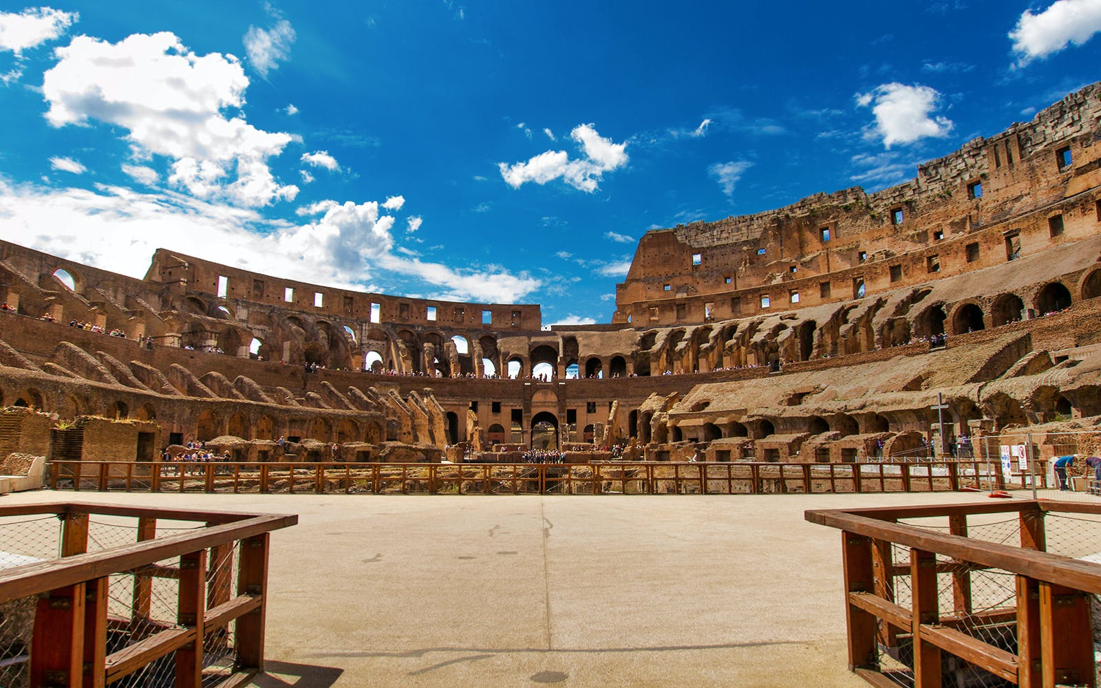 vip caesar's palace tour with colosseum and roman forum-2
