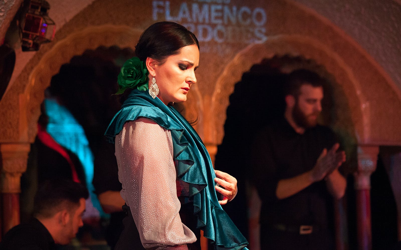 tablao flamenco cordobés in barcelona-4