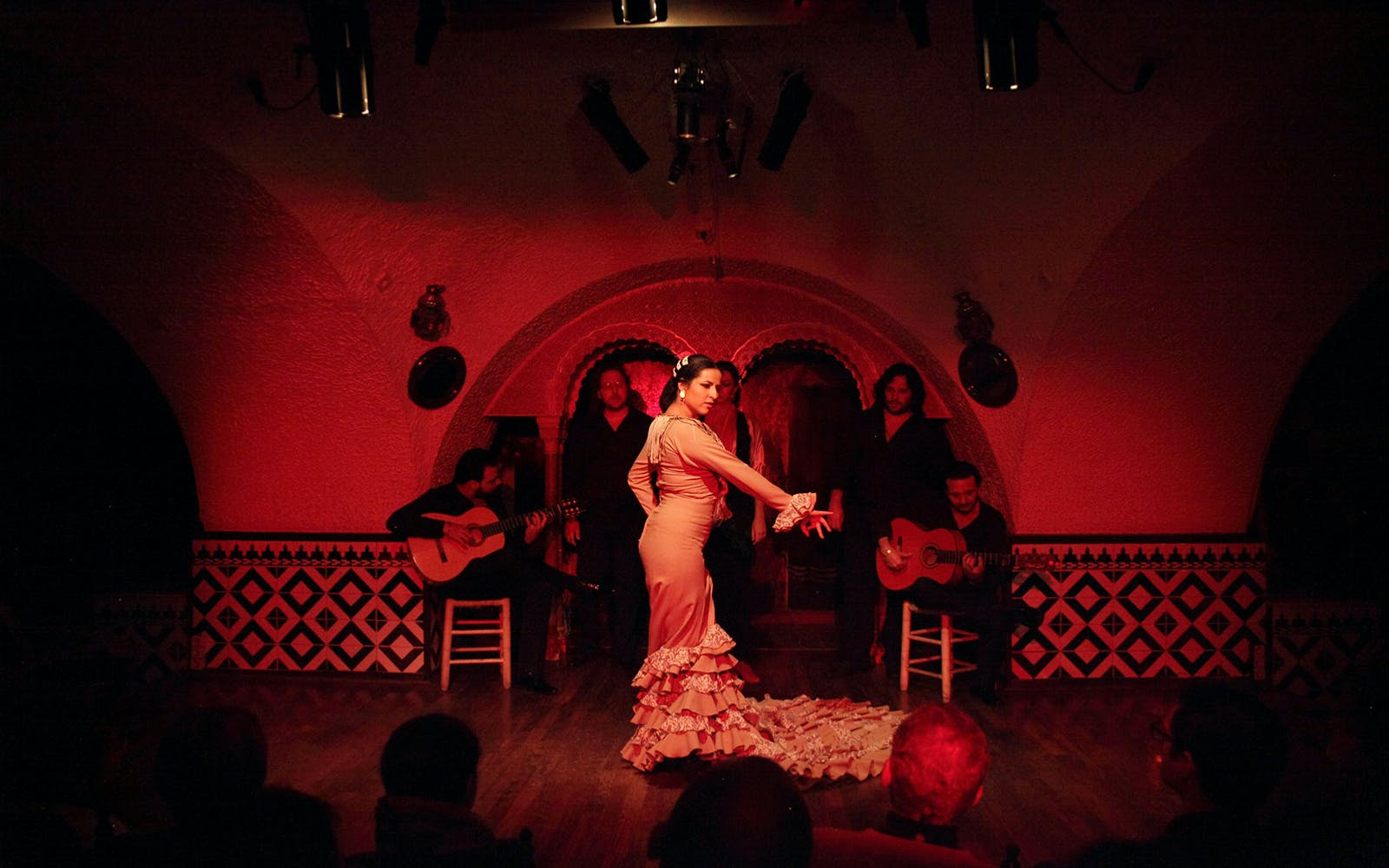 tablao flamenco cordobés in barcelona-6