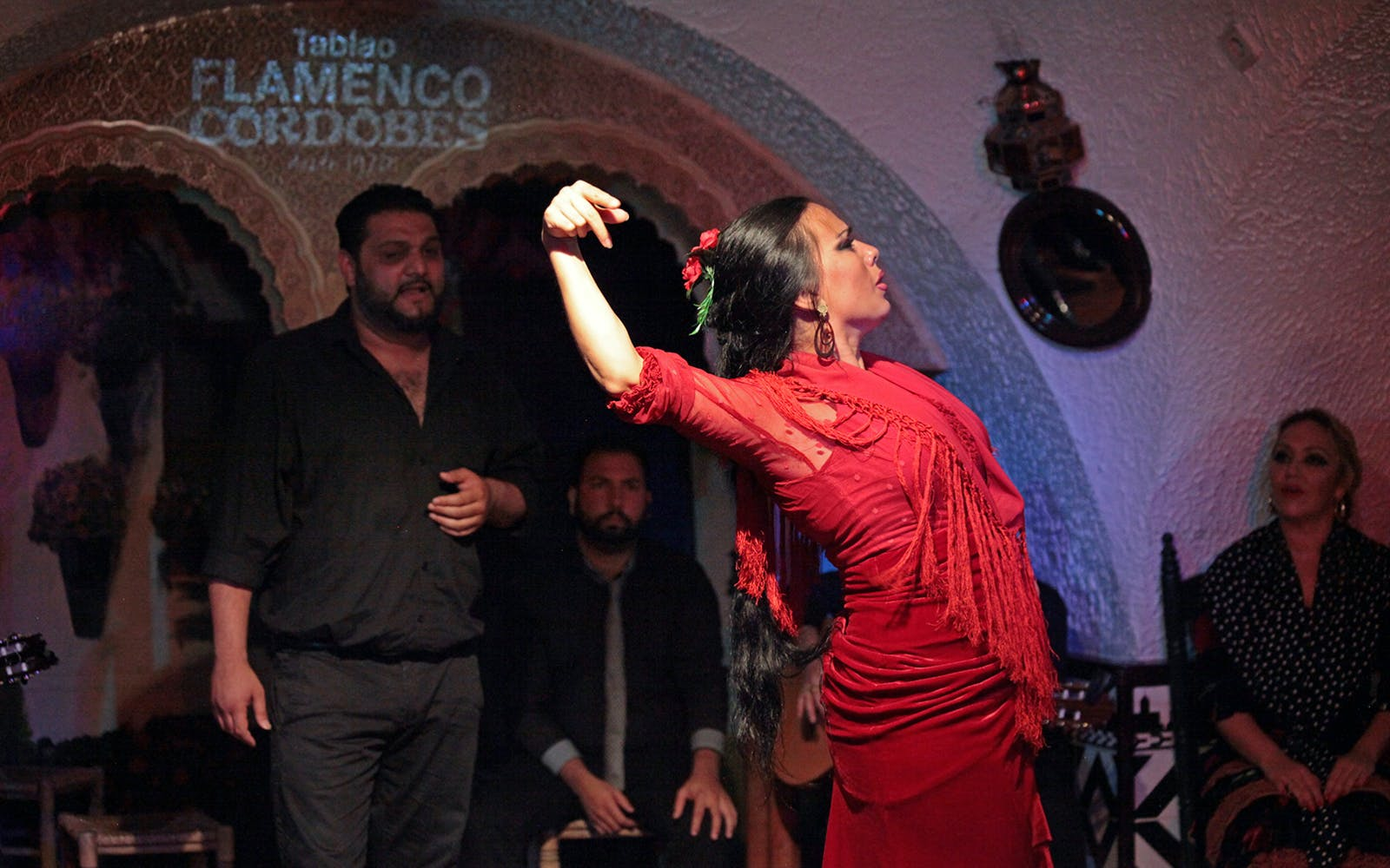 tablao flamenco cordobés in barcelona-2