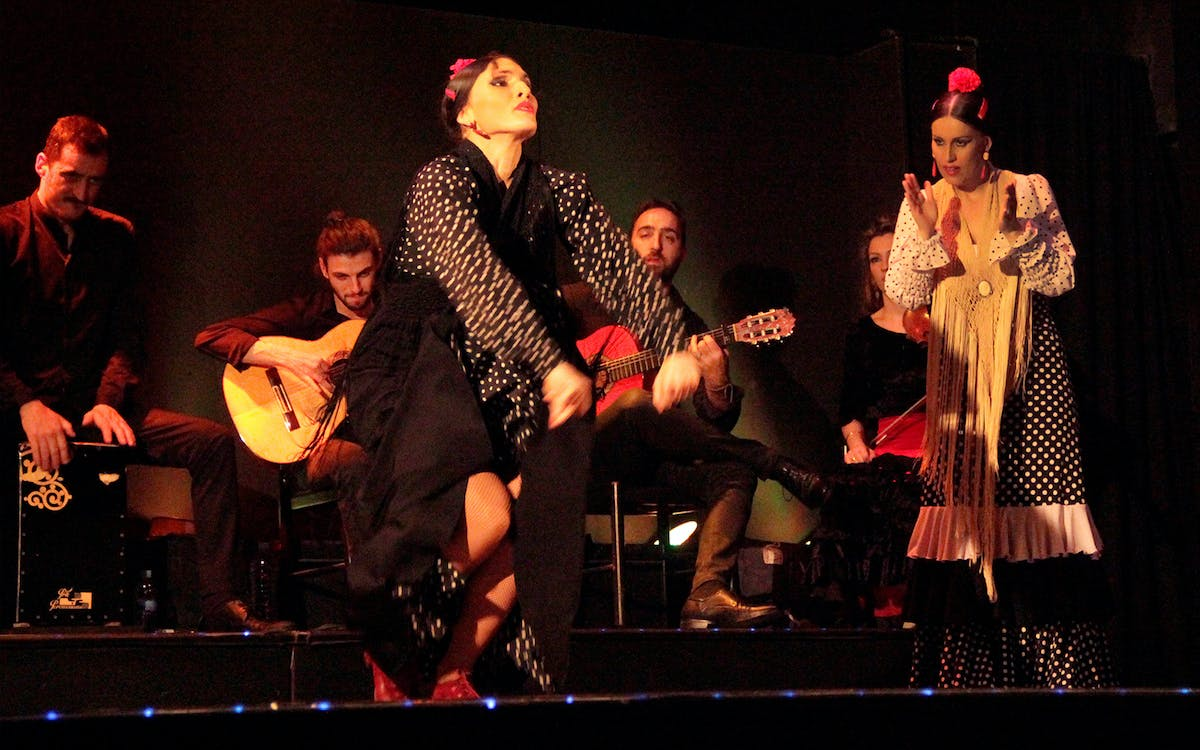 barcelona flamenco passion show-3