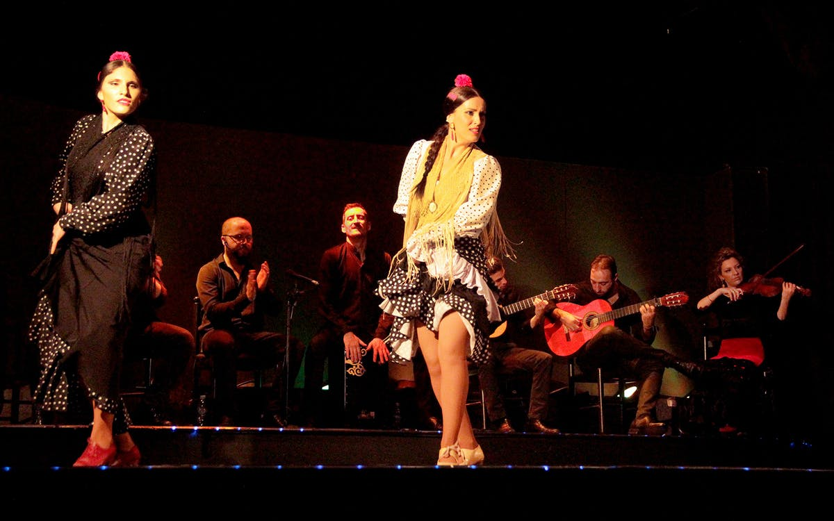 barcelona flamenco passion show-2