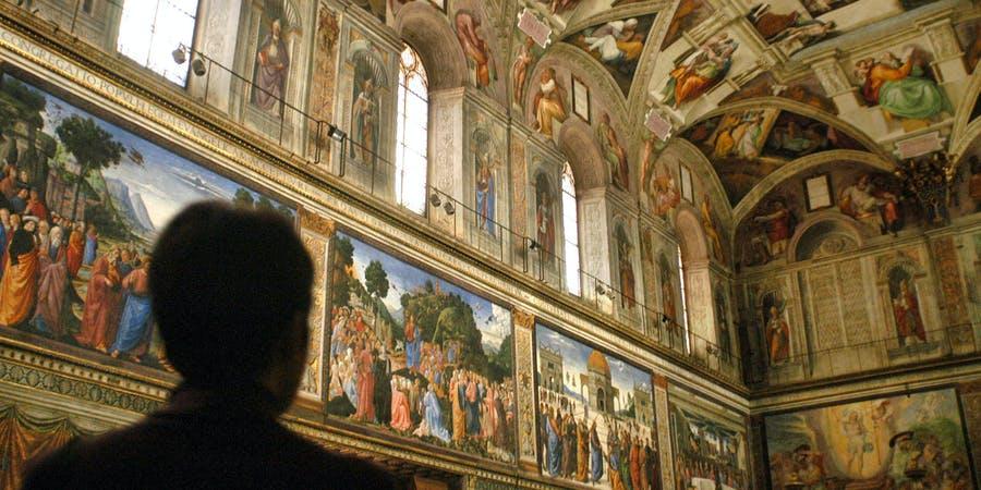 Rome in March - Roman forum