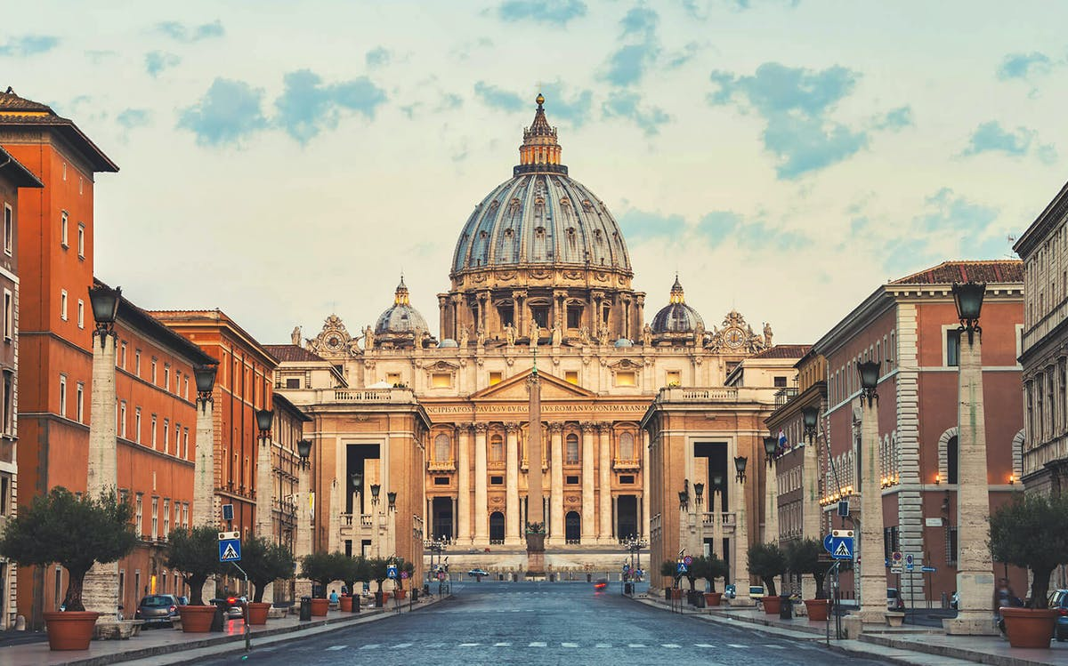 St Peters Basilica architecture