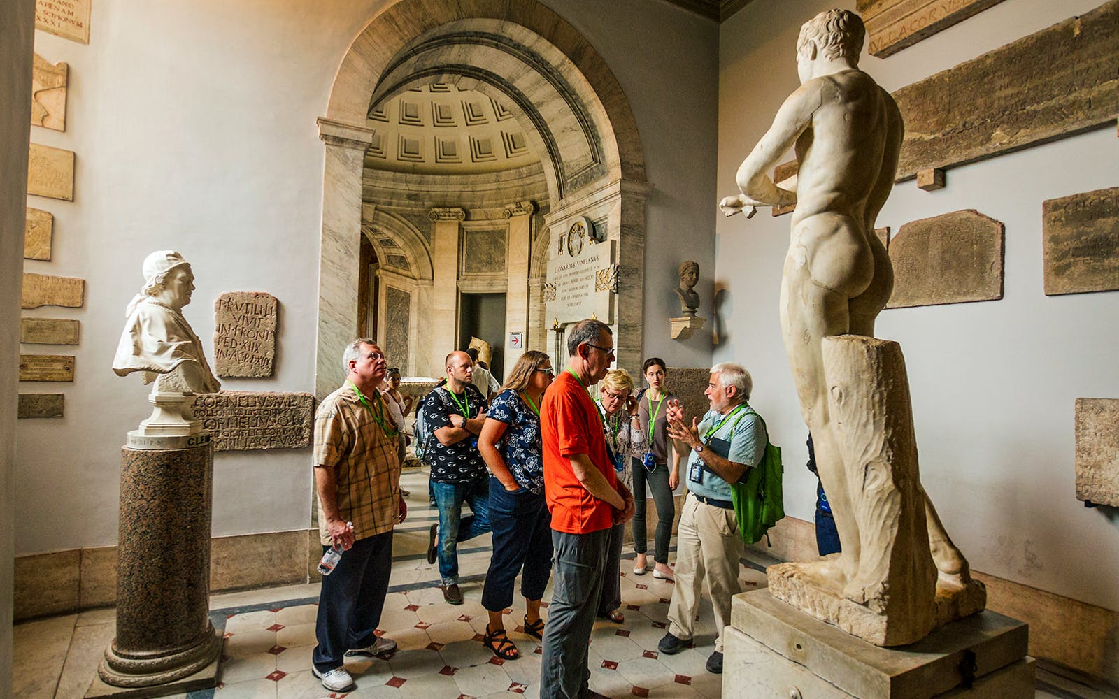 guided tour of the vatican museums, sistine chapel -1