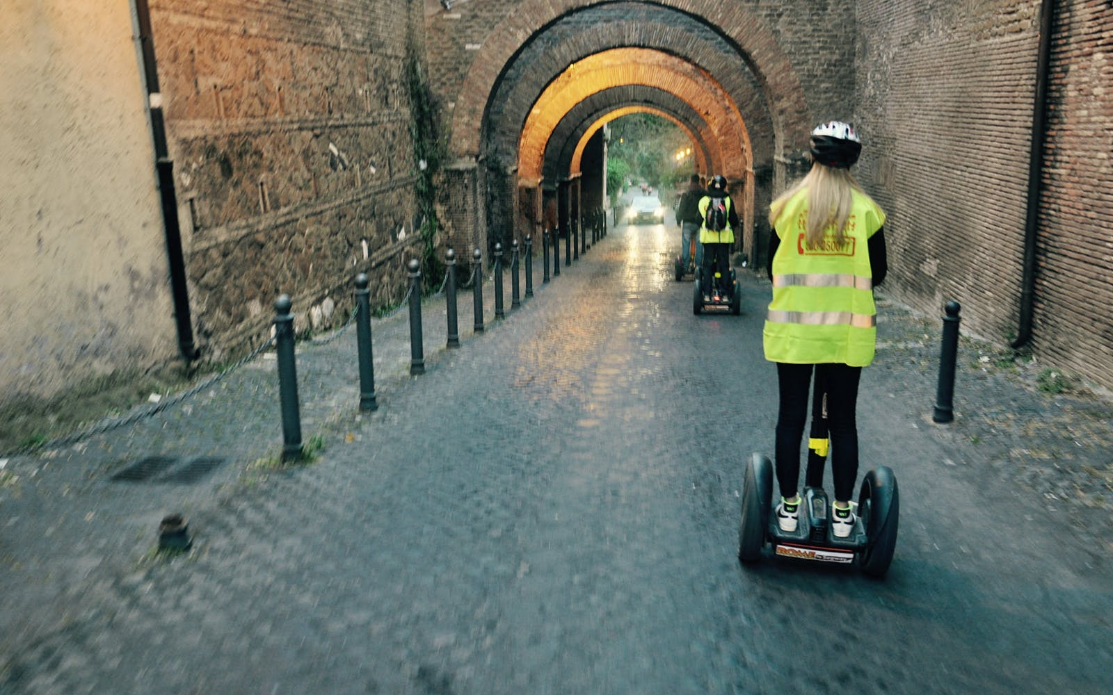 Evening Special 2 Hour Segway Tour