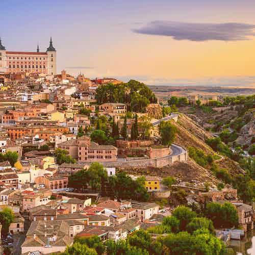 Madrid to Segovia-Toledo & Segovia Tour