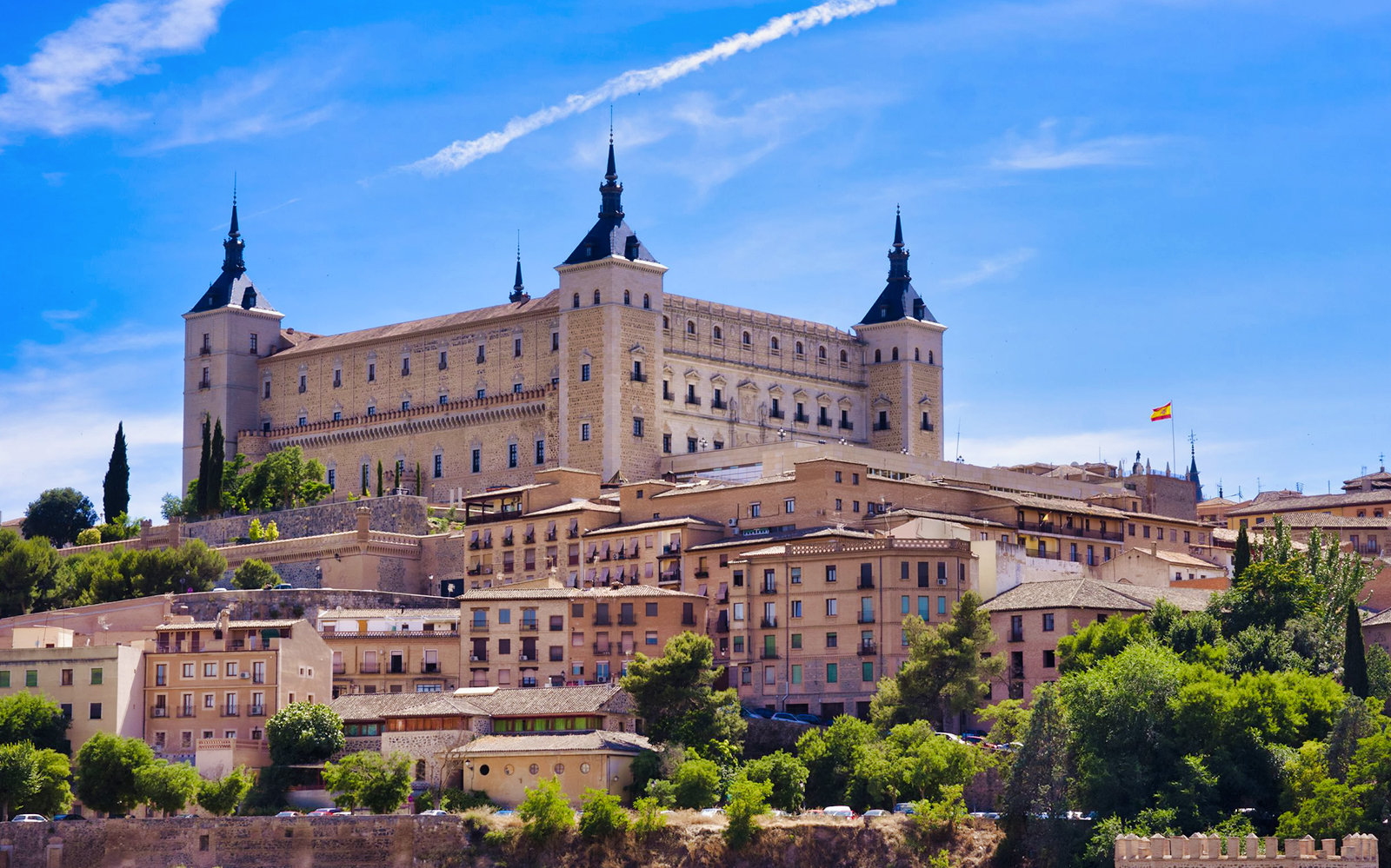 Madrid Itinerary