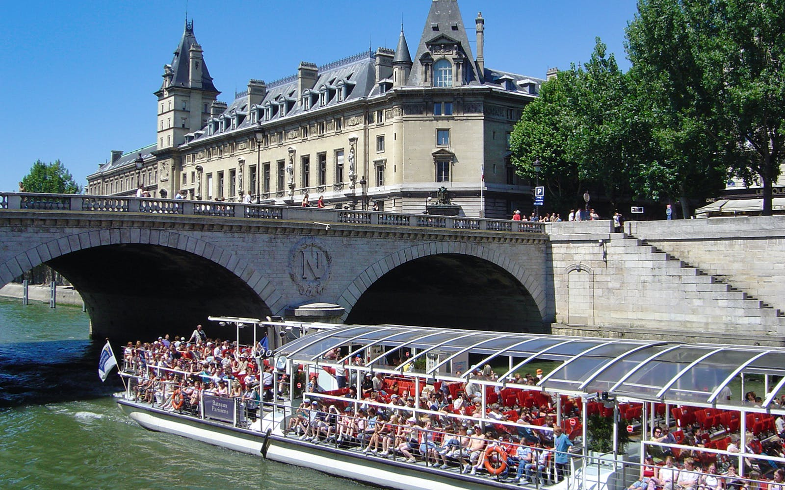 paris by night: moulin rouge show & paris city tour with hotel transfers-2