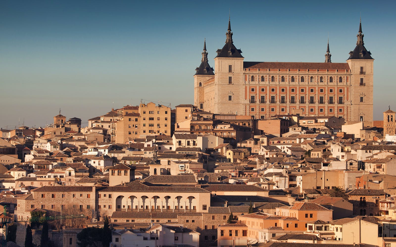 Toledo Half Day Tour by Bus
