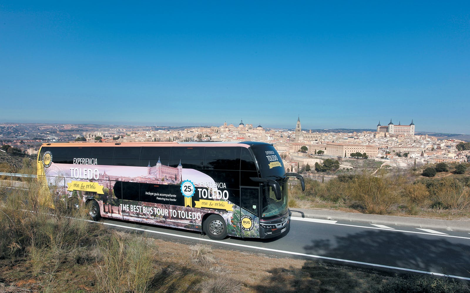 toledo half day tour by bus-2