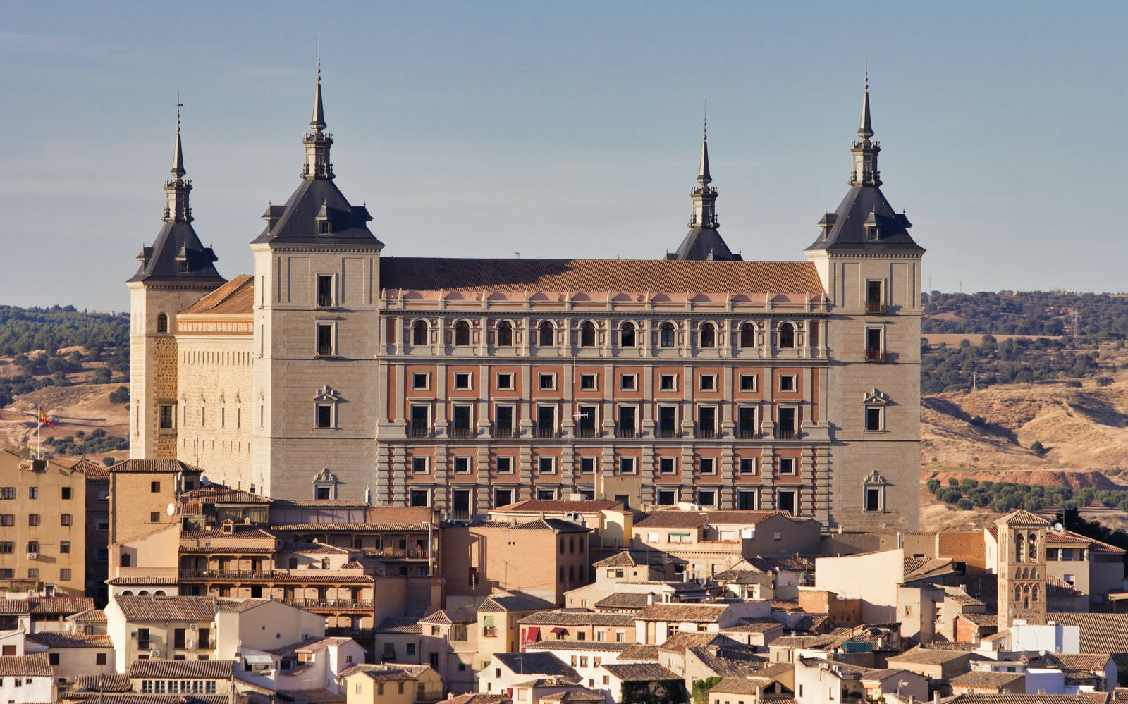 2 Days Tour to Toledo & Segovia + Royal Palace