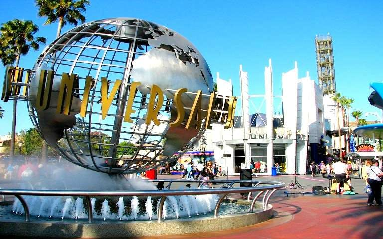 Universal Studios Full Day Tour