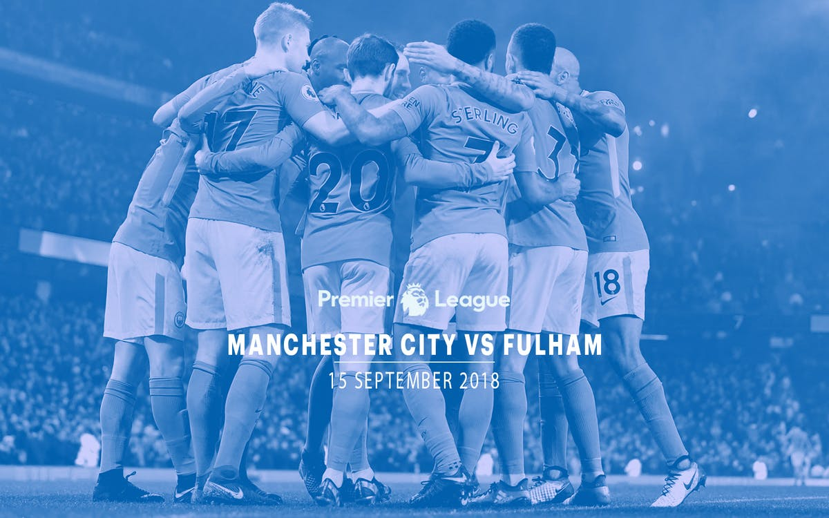manchester city vs fulham - 15th sept 18-1