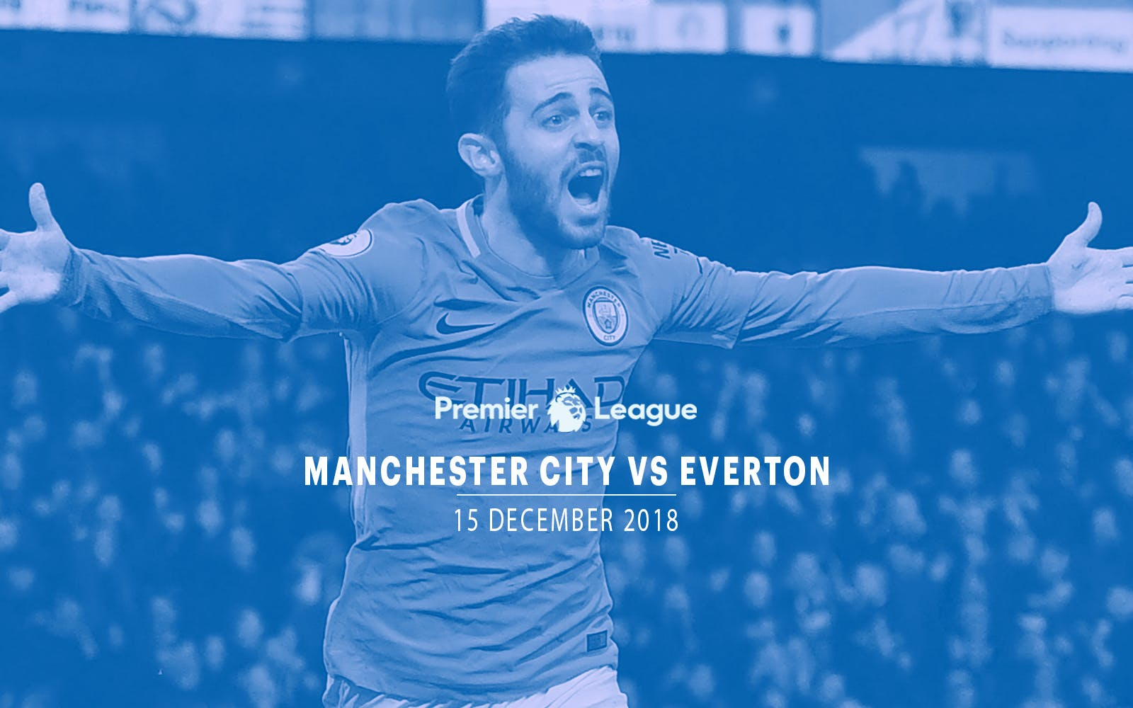 Manchester City vs Everton - 15th Dec'18