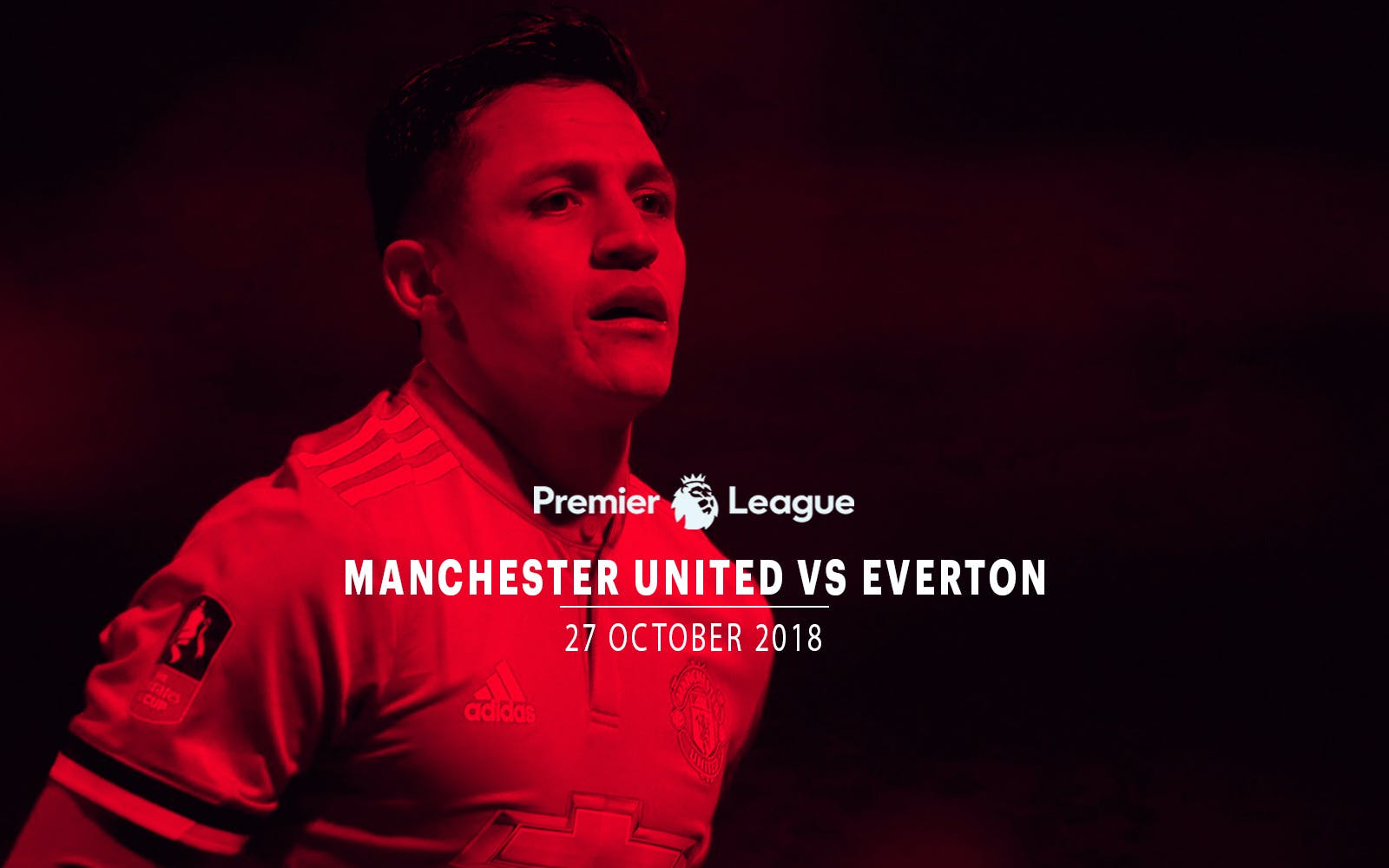 Manchester United vs Everton - 28th Oct'18