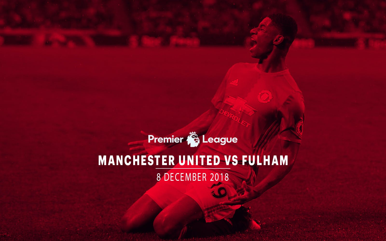 Manchester United vs Fulham - 8th Dec'18