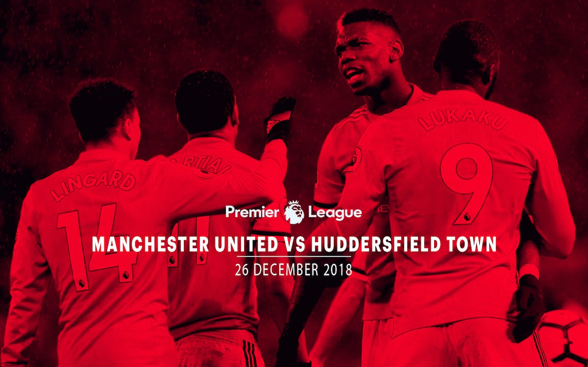 manchester united vs huddersfield town-26th dec 2018-1