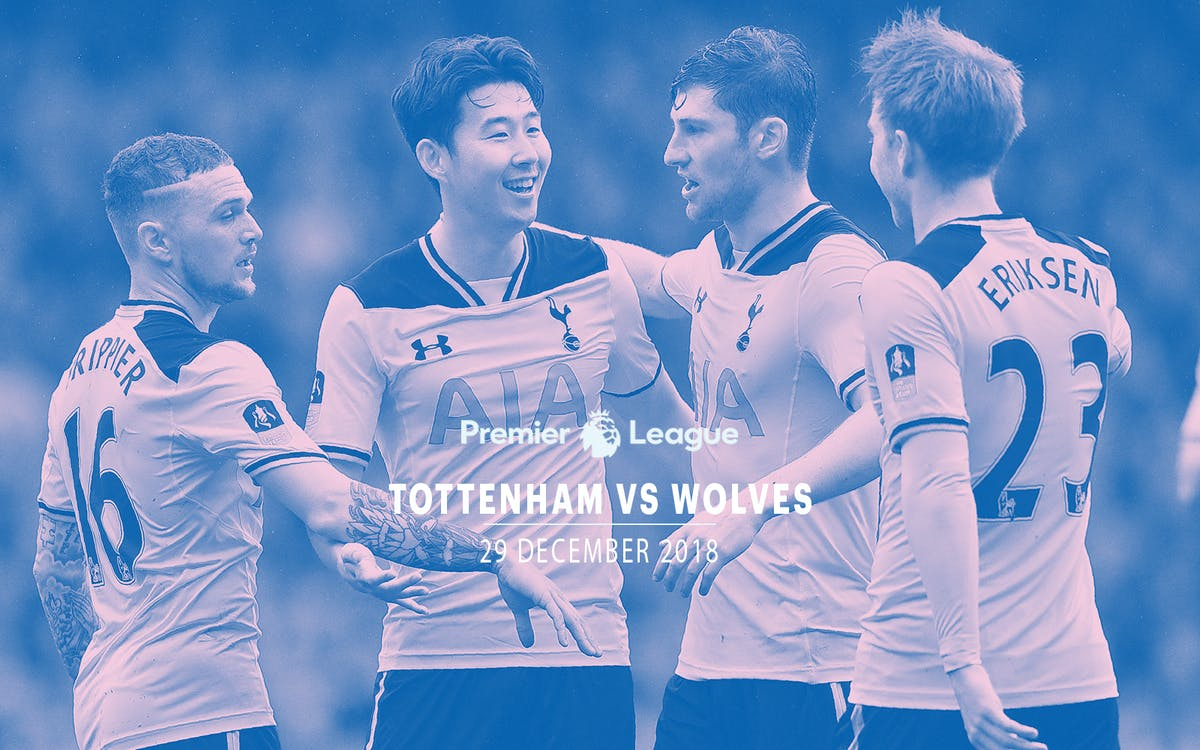 tottenham vs wolves - 29th dec'18-1
