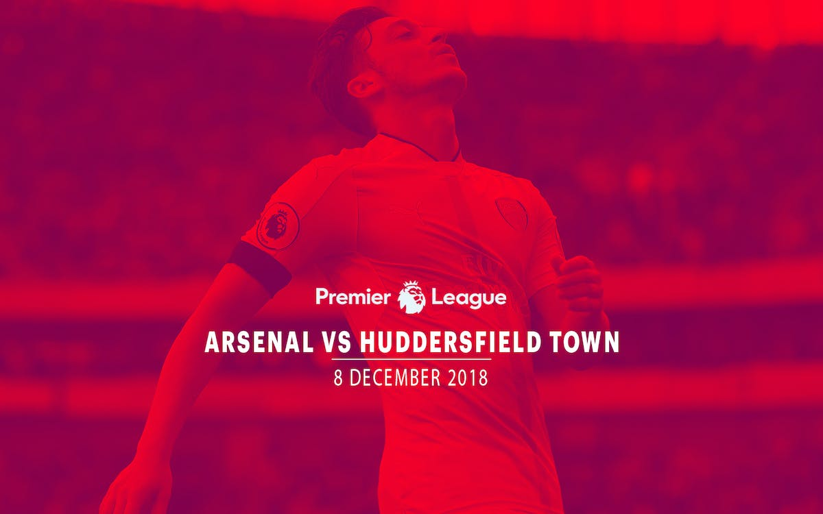 arsenal vs huddersfield town- 8th dec'18-1