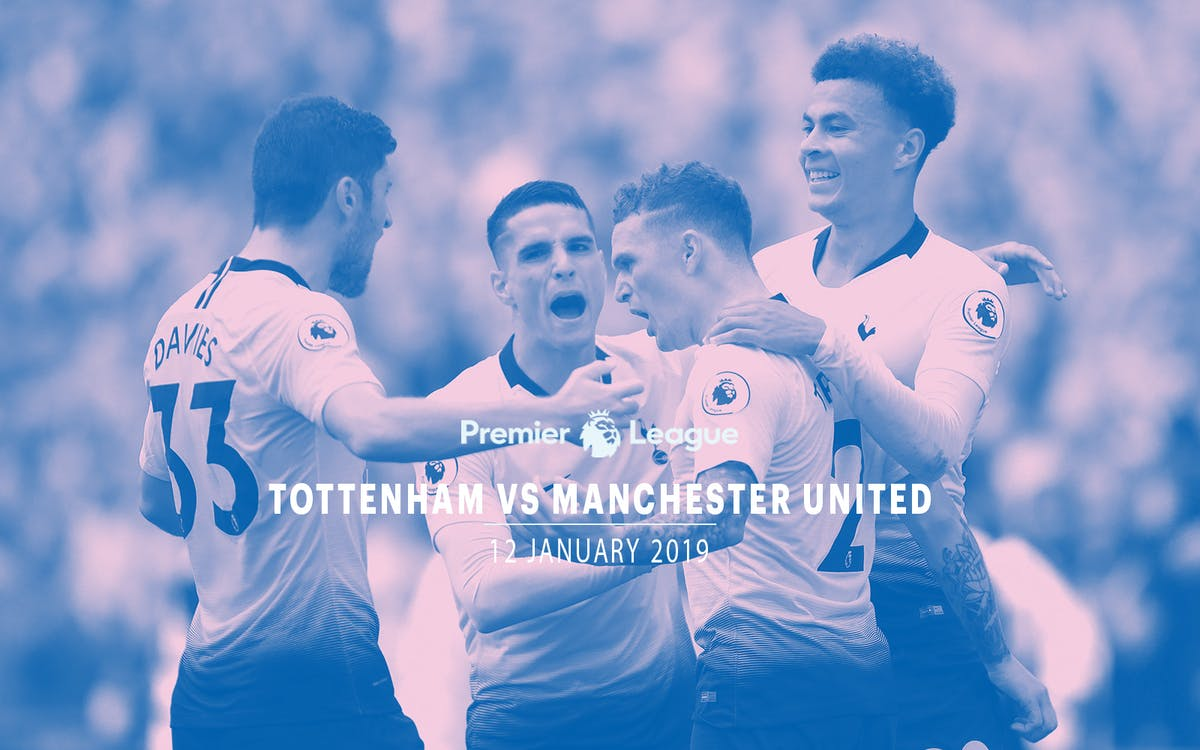 tottenham vs manchester united-1