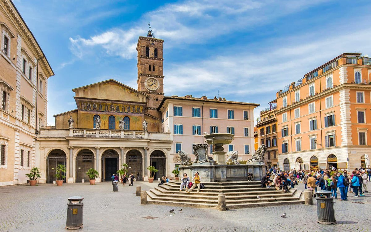 trastevere and rome's jewish ghetto half-day walking tour-1