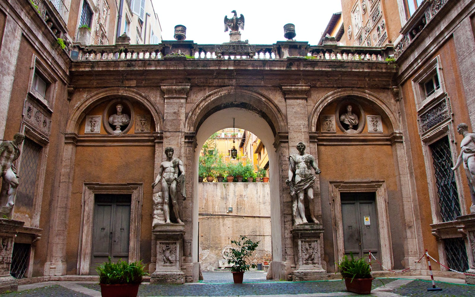 trastevere and rome's jewish ghetto half-day walking tour-2
