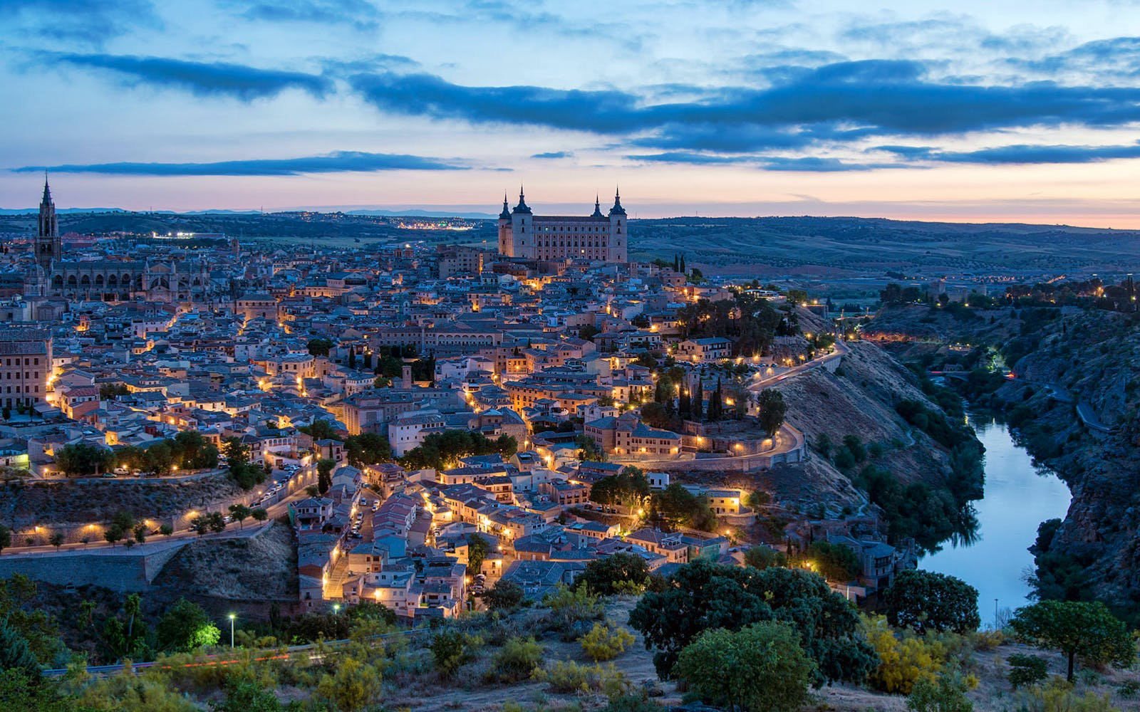 tour to segovia from toledo with drop off in madrid-2