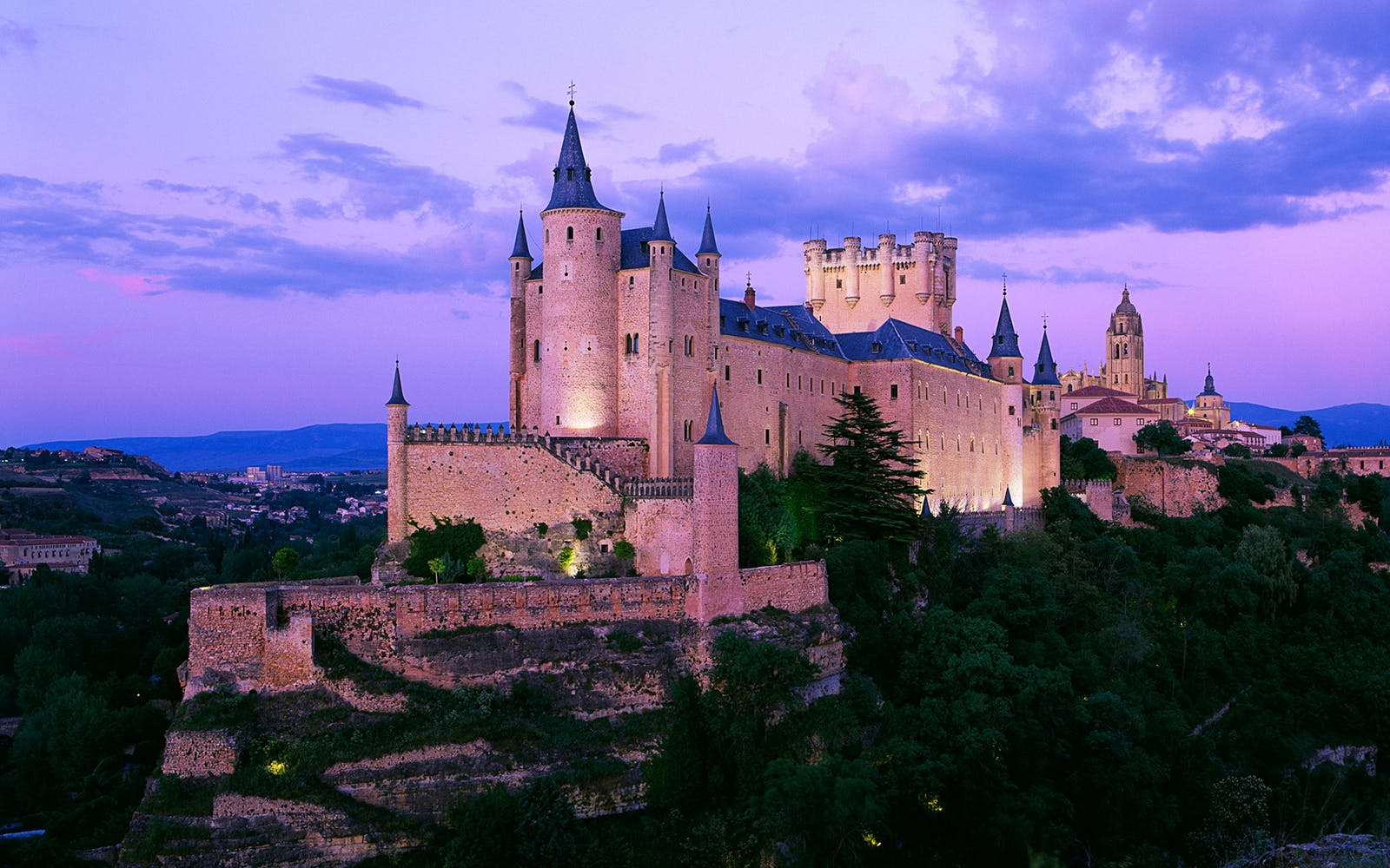 Tour To Segovia From Toledo With Drop Off in Madrid