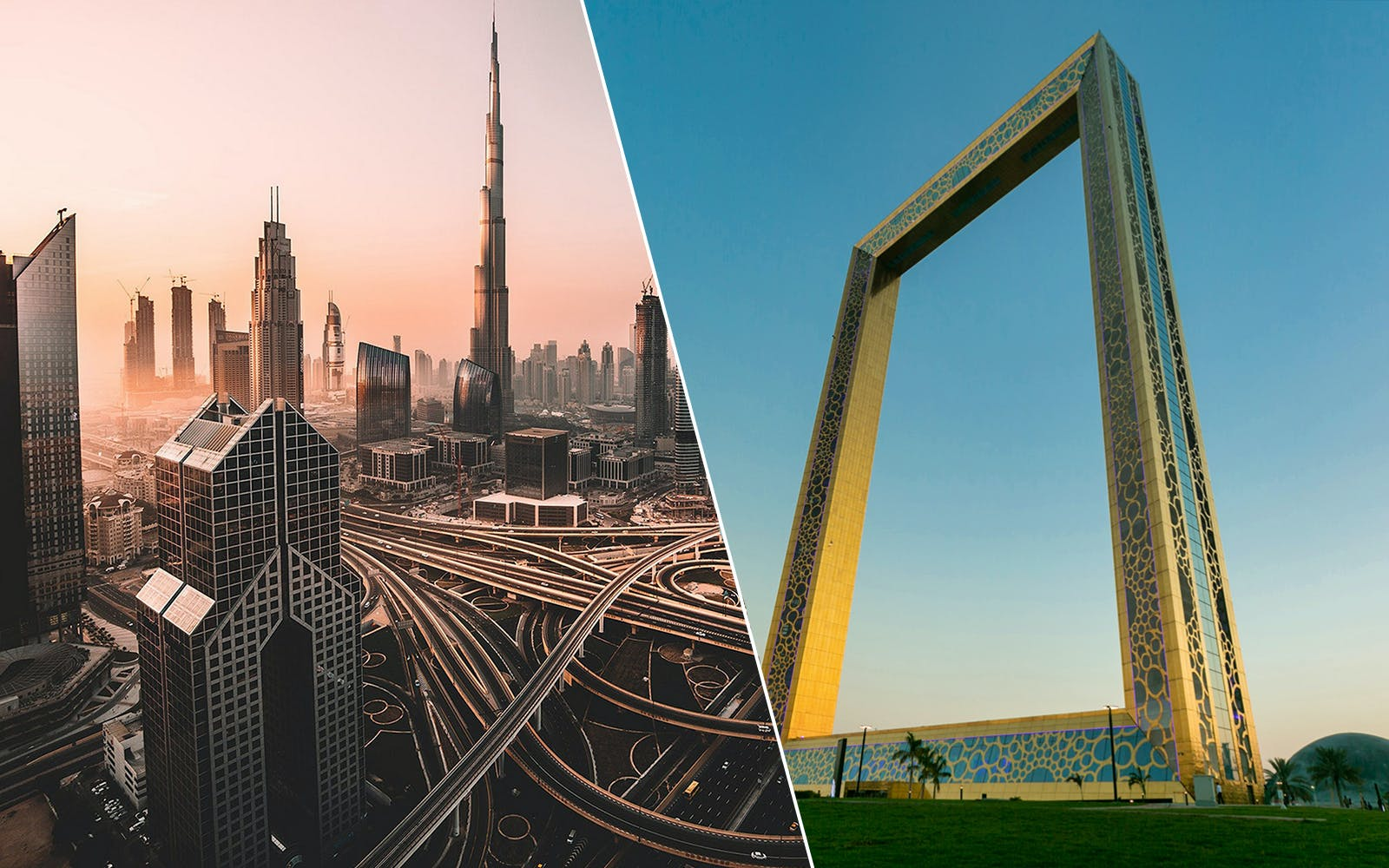 dubai city tour + dubai frame entry-1