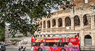 City Sightseeing: 48 hours - Hop-On Hop-Off Bus Tour with Audio Guide